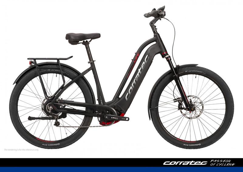 Corratec E-Bike Garmisch