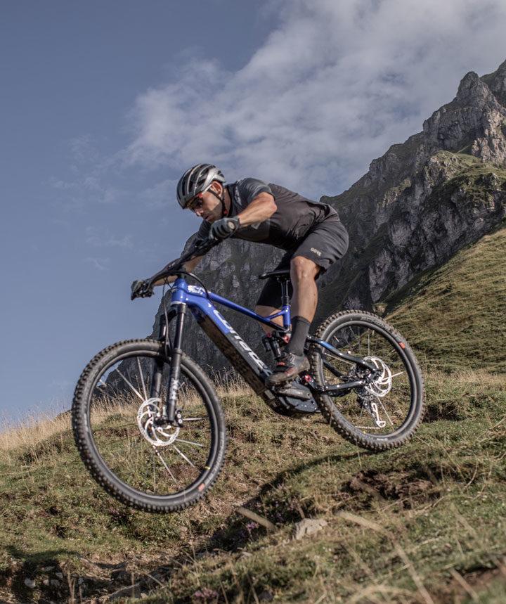 Corratec E-Power Radsport Burda